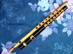 篠笛と龍笛